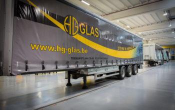 Meer HG op de weg, met 2 nieuwe trailers !