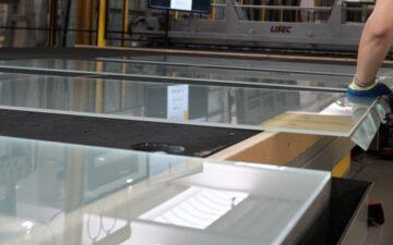 Productiemedewerker glasbewerking