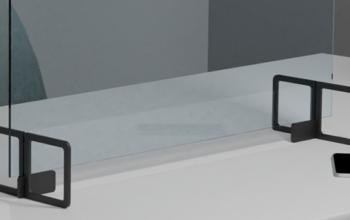 Glazen of plexi scheidingswand?